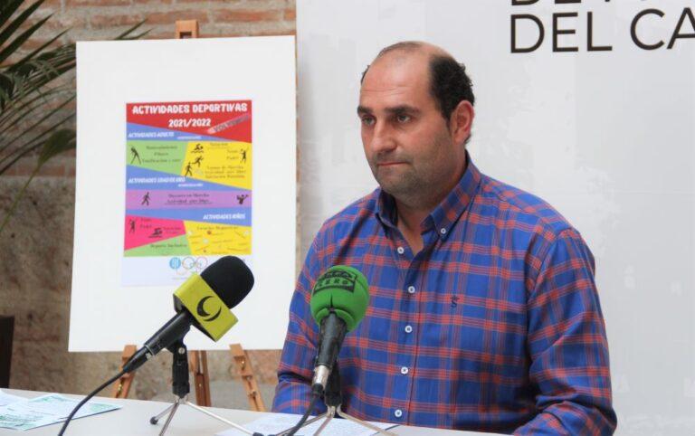 Respaldo incondicional del alcalde de Medina del Campo y el PP a Juan Antonio Pisador